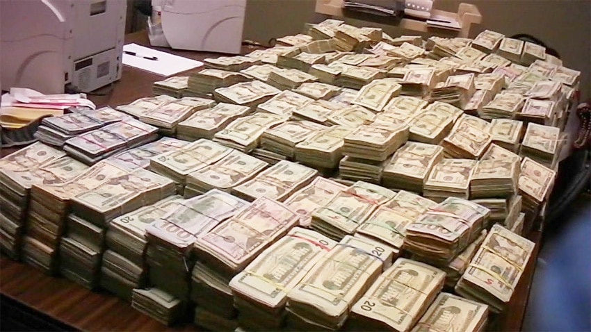 Is It Illegal To Have Large Amounts Of Cash Attorneys In Wichita